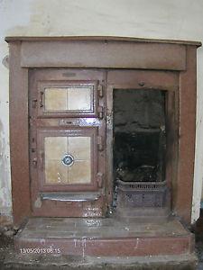 Back–to–back house range cooker– photo 1, click to enlarge