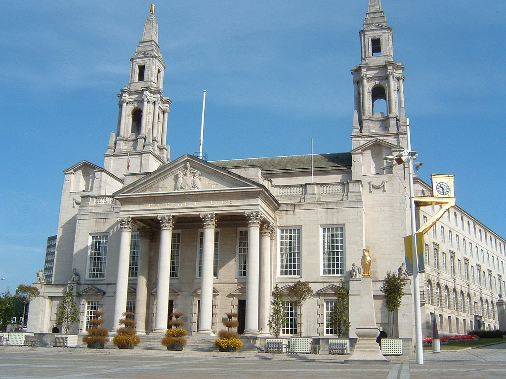 Leeds Civic Hall – photo 3, click to enlarge