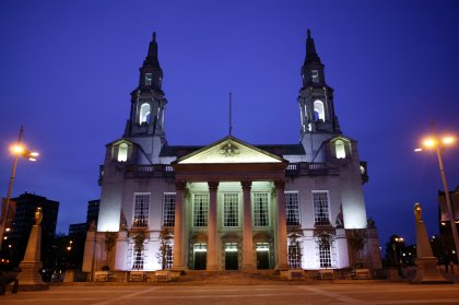 Leeds Civic Hall– photo 5, click to enlarge