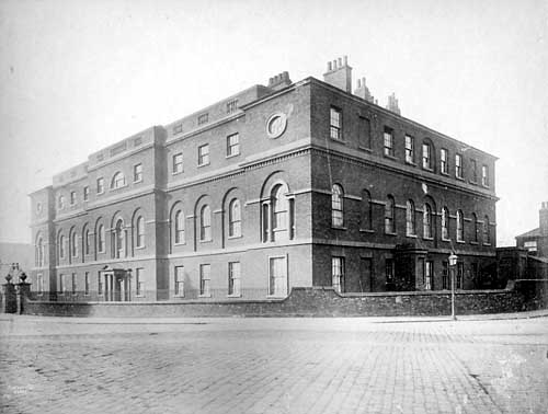 First purpose built infirmary in Leeds–photo 1, click to enlarge