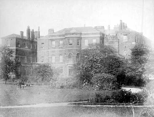First purpose built infirmary in Leeds–photo 2, click to enlarge