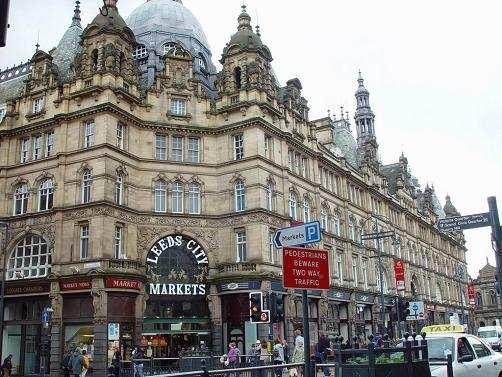 Leeds Kirkgate Market–photo 5, click to enlarge