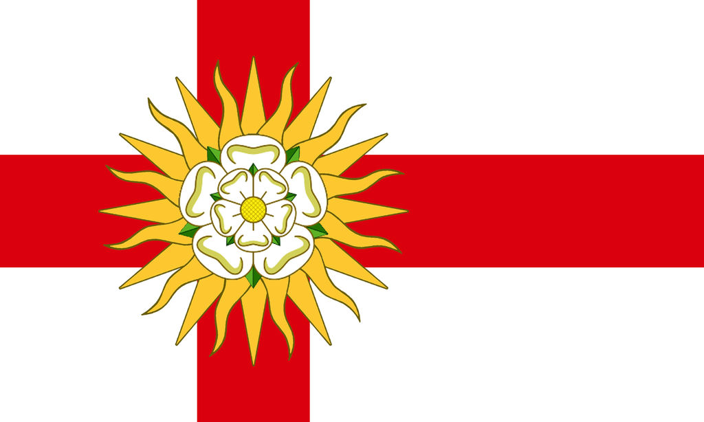 West Riding flag, click to enlarge