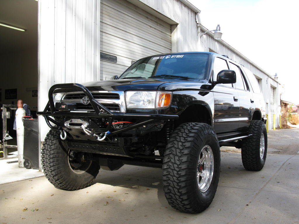 Lets See Your Dream Truck Car Page 7 Yotatech Forums