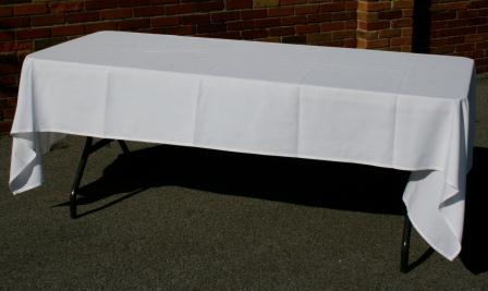 South party tent rental tent rental chair table west for 10 ft table cloth