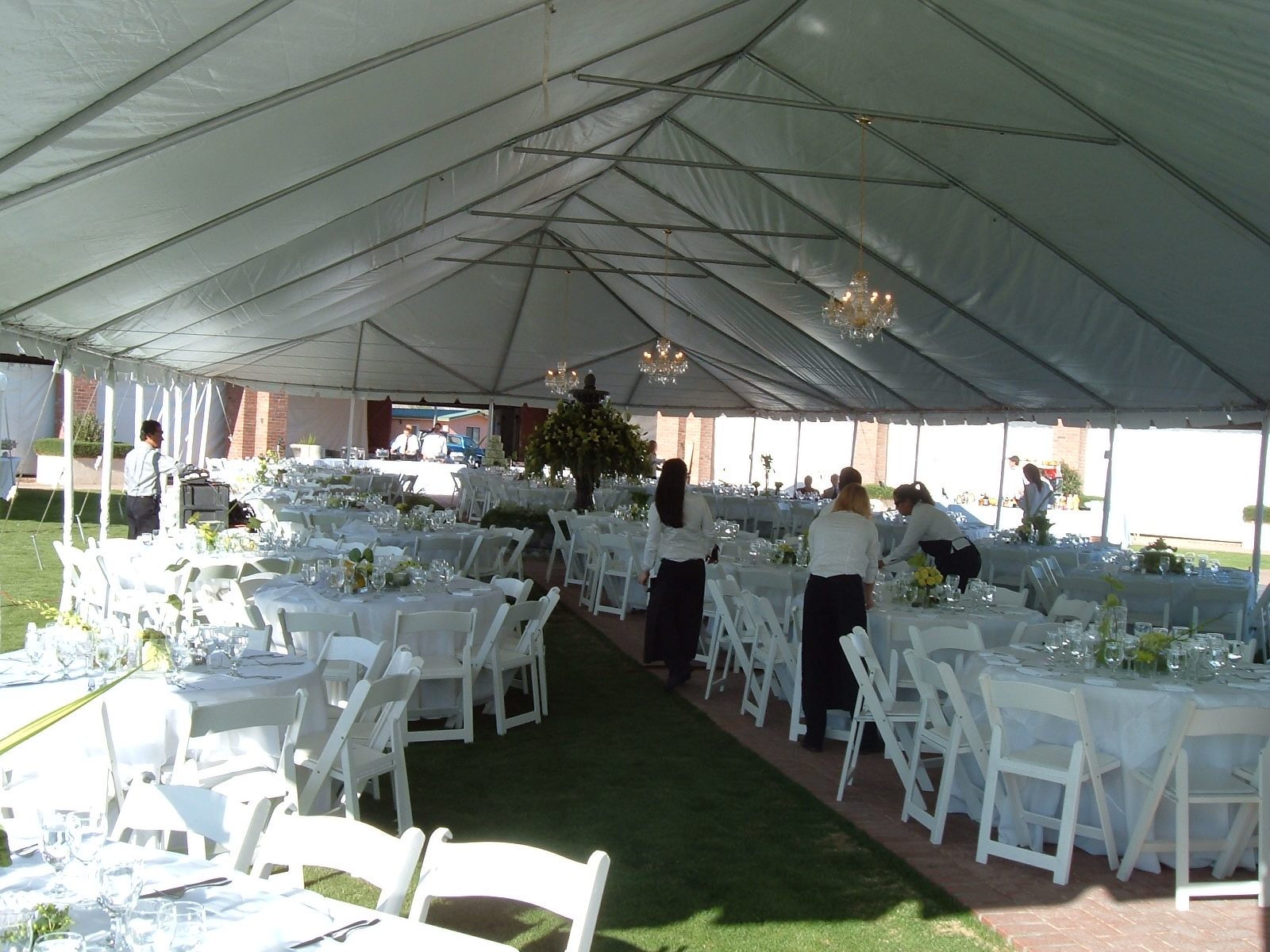 Wedding tents for 300 people - Capital Party Rental Tent Rental Chairs Tables Rental Linens Rental Florida