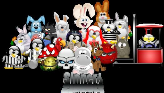 Sinners & Friends