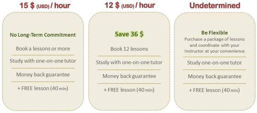 learn Arabic online with native tutor by affordable and cheap price