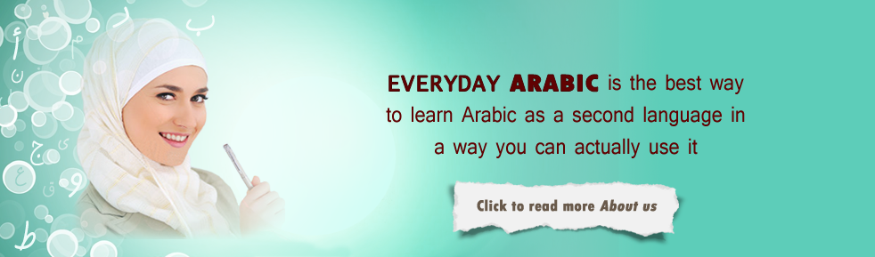 learn Arabic in the right way
