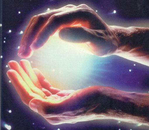 Energy reiki healing