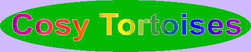 Cosy Tortoises Online Shop selling tortoise accessories, free advice and more.