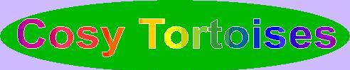 Cosy Tortoises online shop selling accessories for tortoises