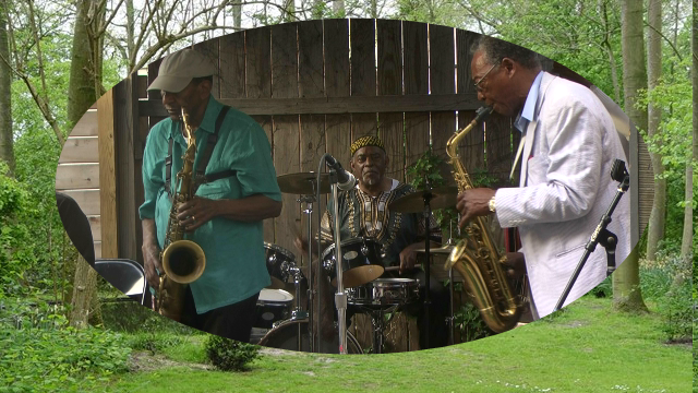 MMTV Presents Harlem Backyard Rhythms