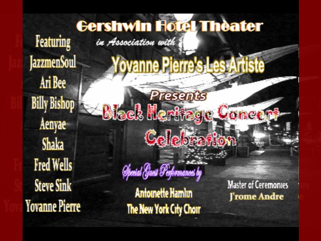 MMTV Presents Black Heritage Celebration Concert