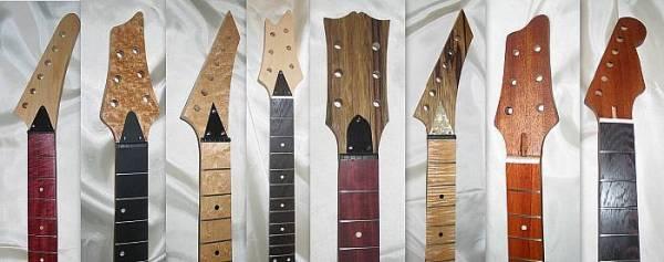 How To Build A Guitar Neck