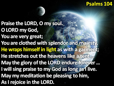 the hymn to the aten and psalms 104 Psalm 104 at about 600 bc by some imposter who plagiarized it from the hymn to aten as many as eight points of similarity 3 between psalm 104, and the hymn are.