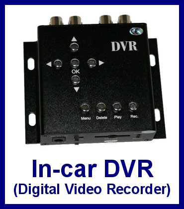 In-car digital video recorders