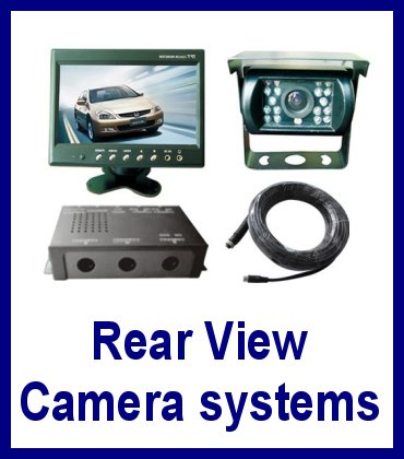 Rear view camera systems