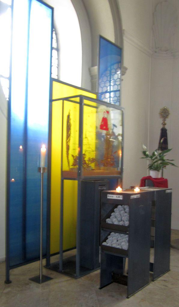 Francis Seelos Miracle Blessed Francis Xavier Seelos