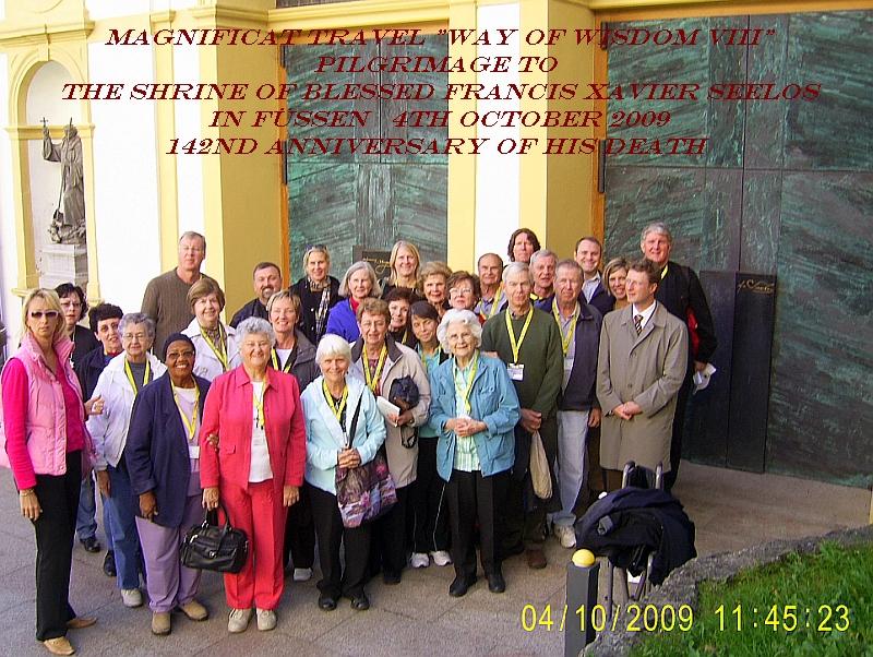 Francis Seelos Miracle Francis Xavier Seelos