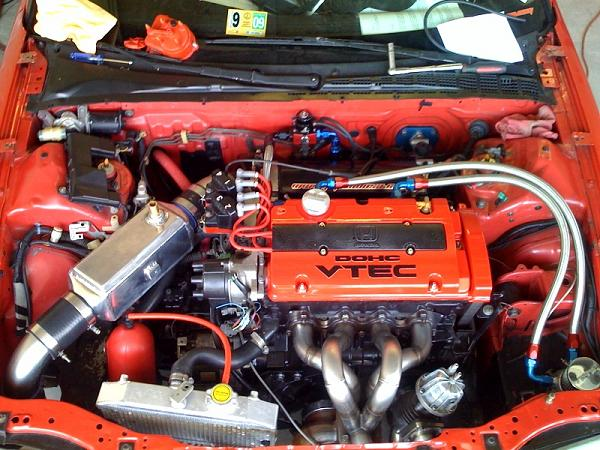 DAH22TopEnd explicit speed performance Honda Civic Engine Swap at gsmportal.co