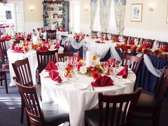 Have A Wedding Breakfast Reception