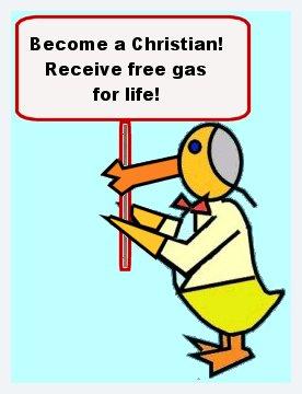 Ducktor Gas Offer