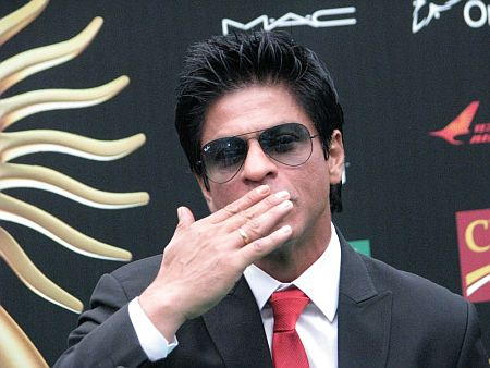 Shahrukh Khan at IIFA Rocks in Toronto