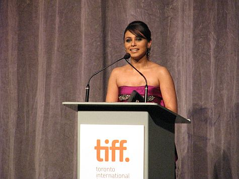 Rani Mukherjee in Toronto
