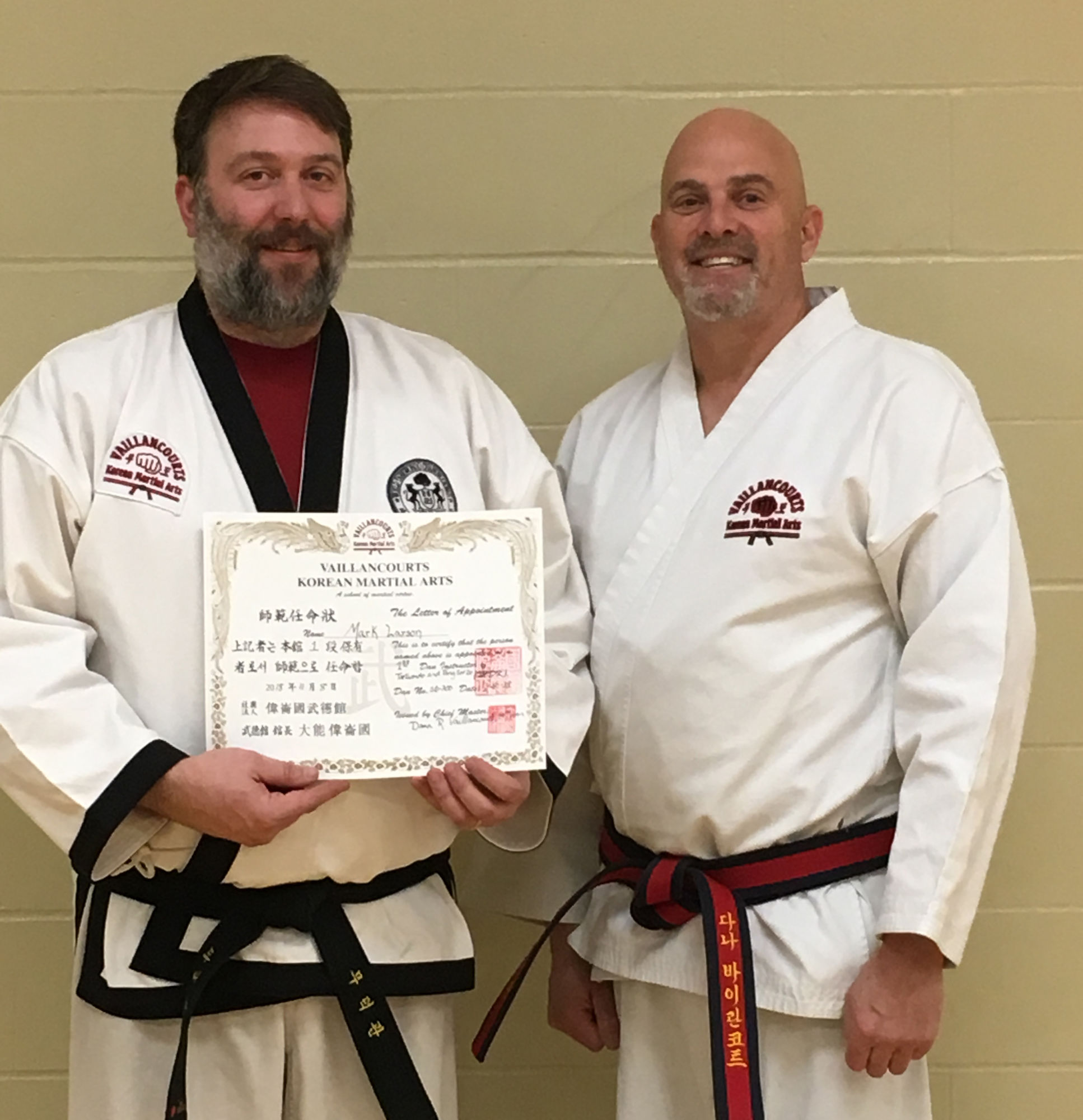 Huron Korean Martial Arts