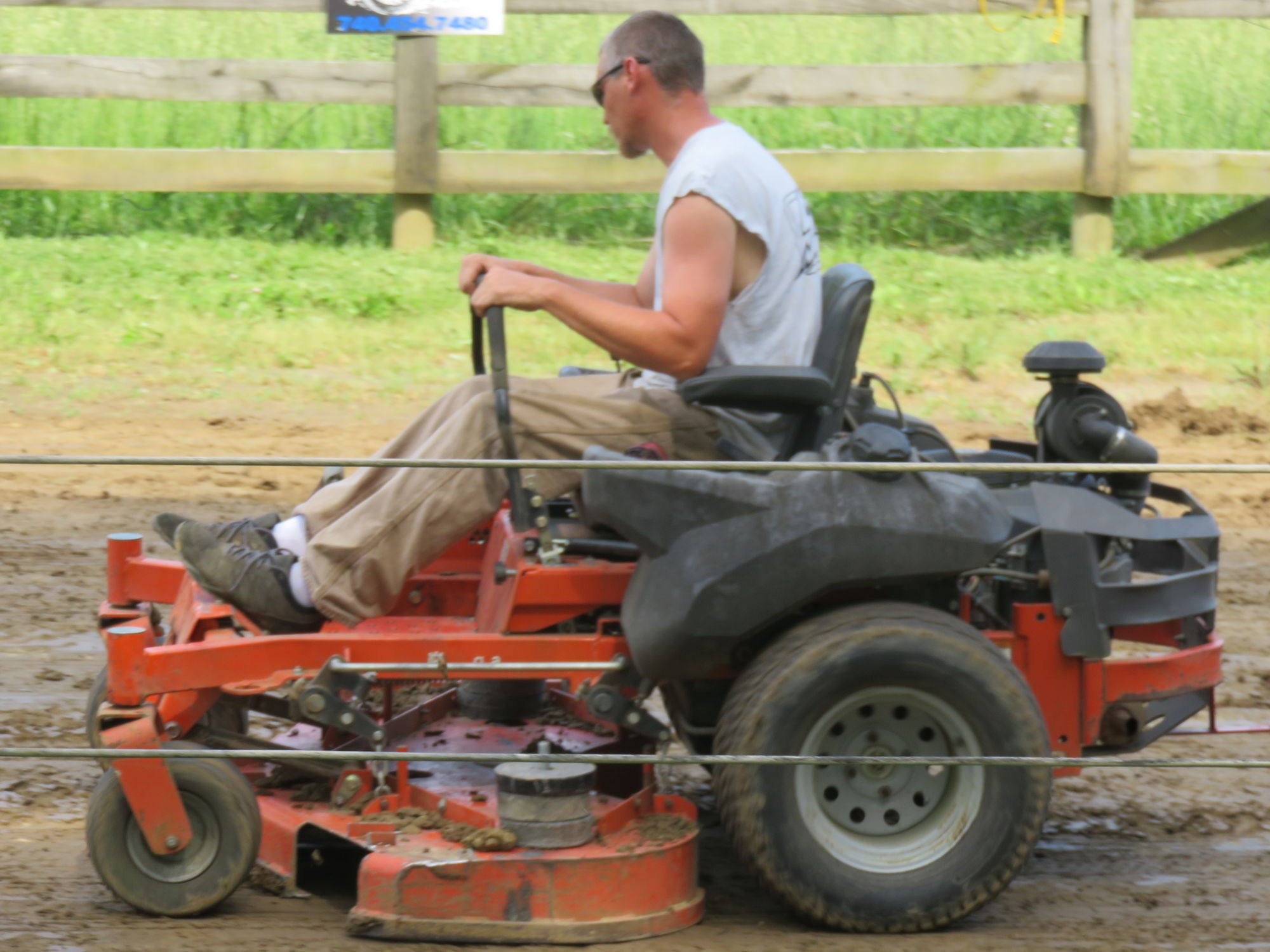 Tractor Pulling 2021